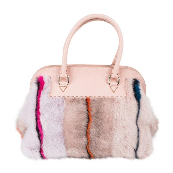 Fendi Bag Adele 1328 Mink Pink One of a Kind