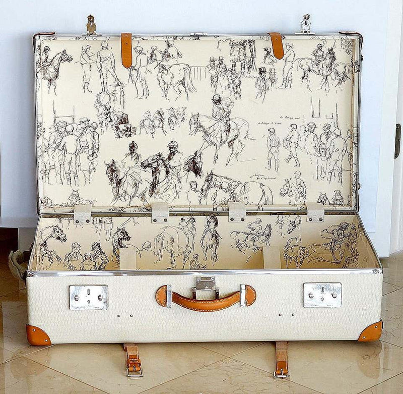 Hermes Suitcase Faubourg Express Limited Edition Only 3 in USA Very Rare