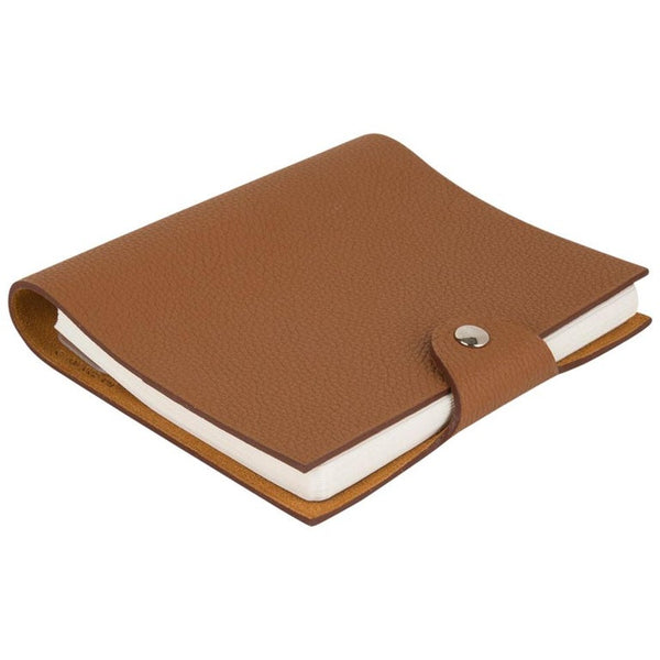 Hermes Ulysse PM Agenda Cover Gold Togo with Refill