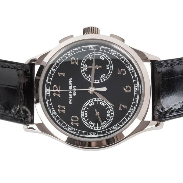 Patek Philippe 5170G-010 Chronograph 18 Karat White Gold Men's Watch