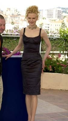 Tom Ford for Gucci dress as seen on Nicole Kidman, F / W 2003