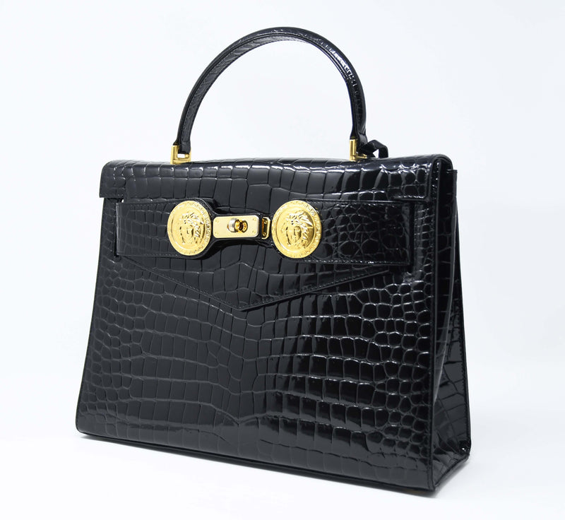"Gianni Versace ""Diana"" Bag"