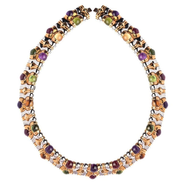 A Bulgari 1990s Necklace