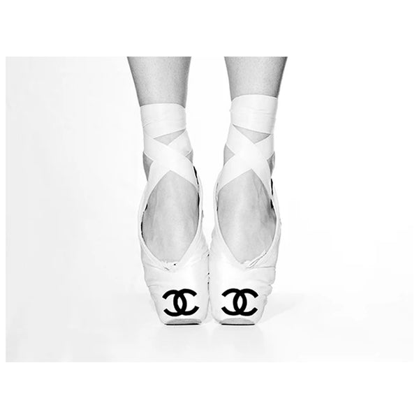 Chanel Ballet by Tyler Shields, Digital Print, 2012