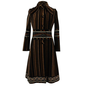 Roberta Di Camerino Coat Vintage Remarkable Piece 6