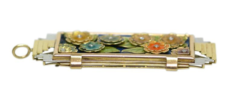 1910 Exquisite Arts and Crafts Brooch