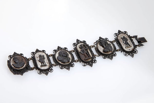 Antique Berlin Iron Bracelet