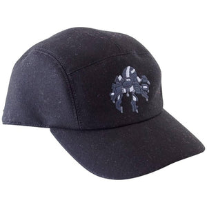 Hermes Hat Cashmere Spider Robot Limited Edition Black Cap 59