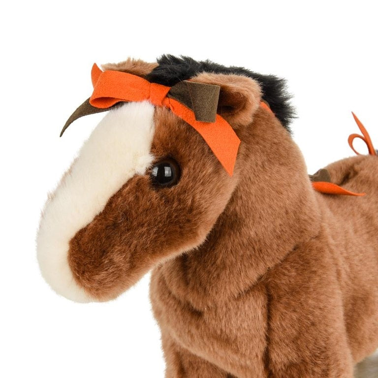 Hermes Hermy The Horse Plush Toy PPM New