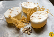 Load image into Gallery viewer, Sea Moss & Lavender Soap