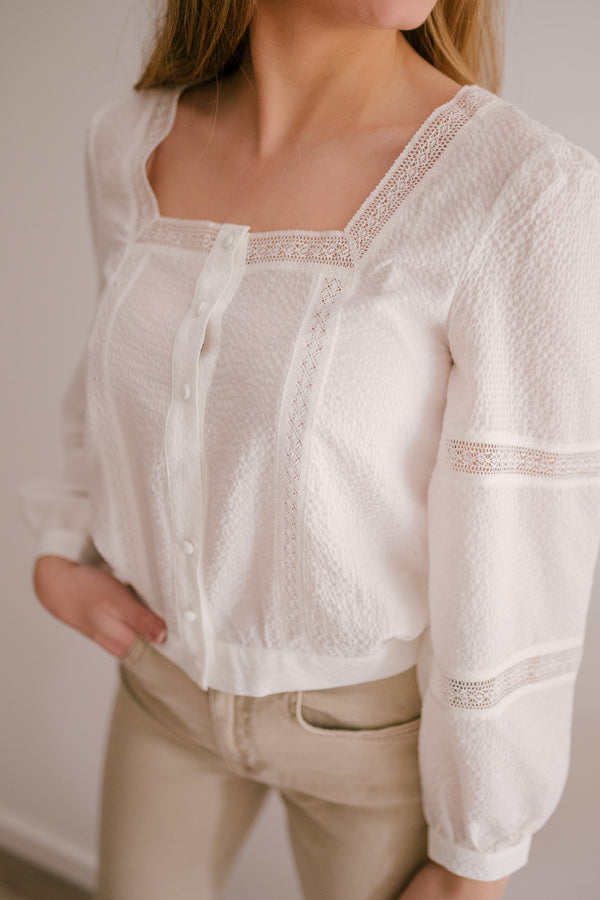 Blouse Camomille
