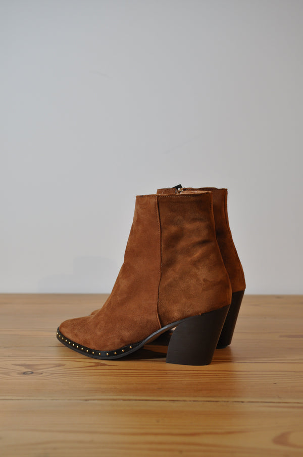 Bottines Ella Oblique