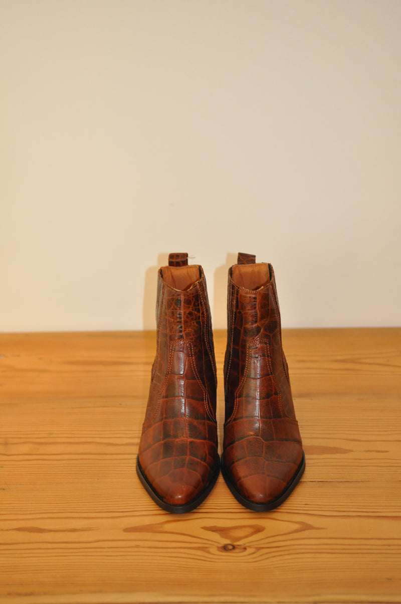 Bottines Ella Western