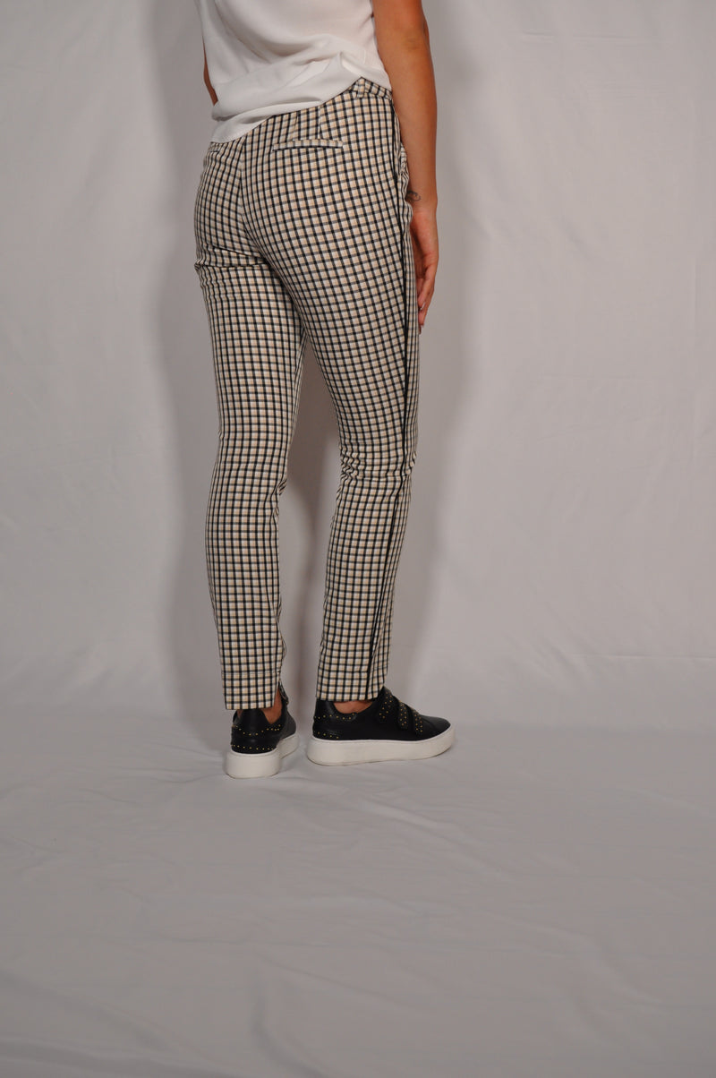 Pantalon Parien Check