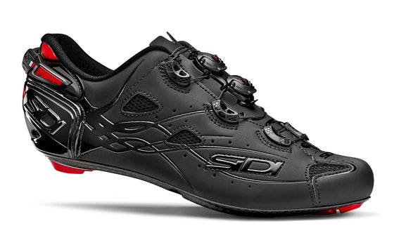 SIDI SHOT total black