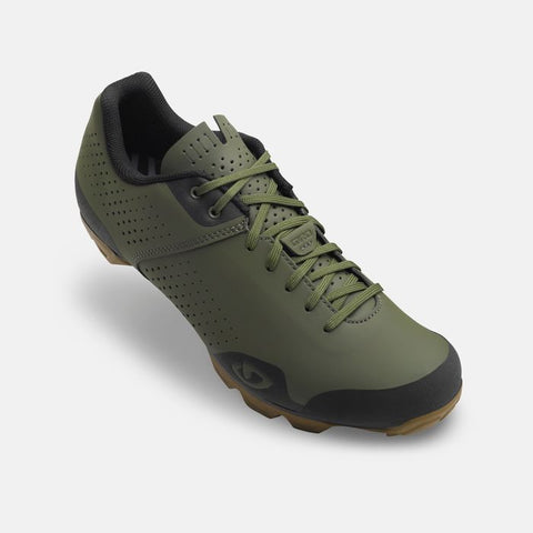 GIRO PRIVATEER LACE olive/gum