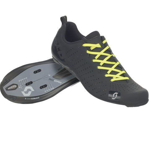 SCOTT ROAD RC LACE SHOE Black SIZE 41 (SALE 30%)