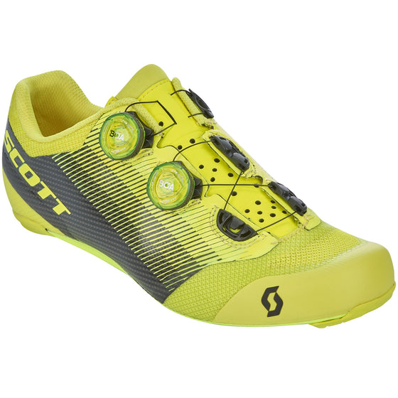 SCOTT - ROAD RC SL SHOE Sulphur Yellow/Black