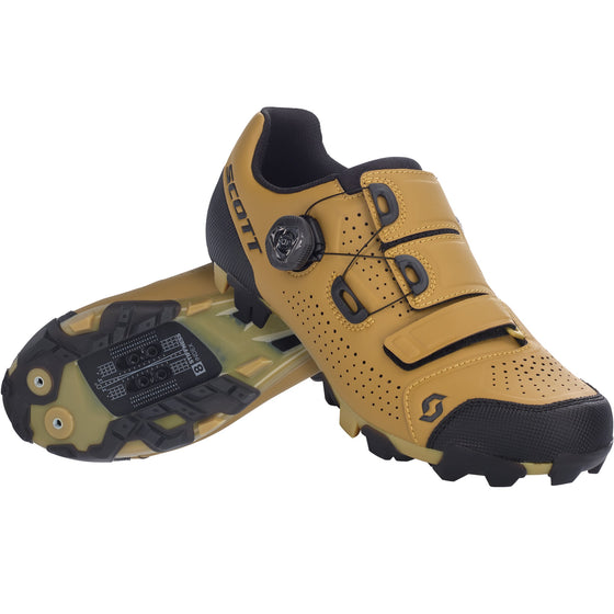 SCOTT MTB TEAM BOA Shoe Beige/Black