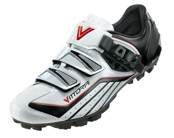 VITTORIA ZOOM MTB White/Black