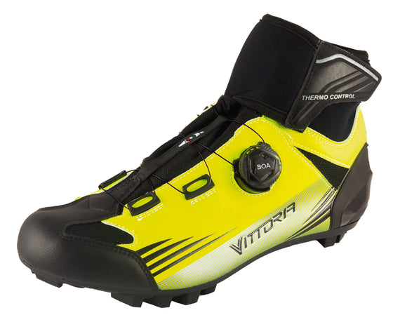 VITTORIA POLAR MTB Yellow/Black