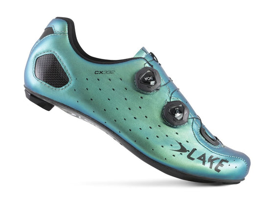 CX332 Chameleon Green (Normal, wide and extra wide insole) (COMING SOON)