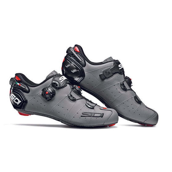SIDI WIRE 2 CARBON matt grey/black
