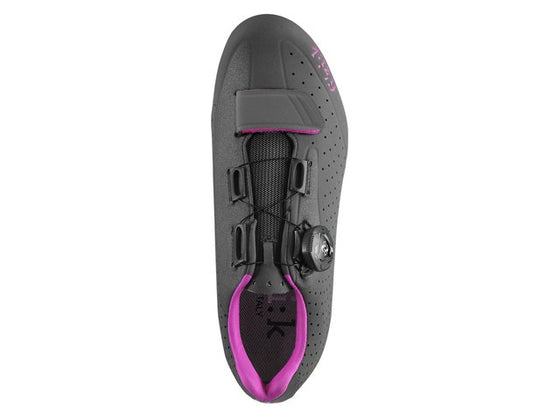 FIZIK DONNA BOA R5 Anthracite/Pink