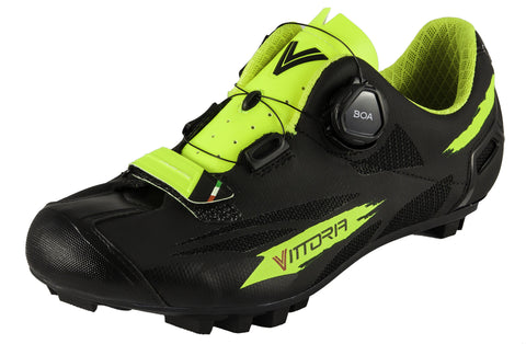 Vittoria Captor Boa MTB Shoe Black/Yellow