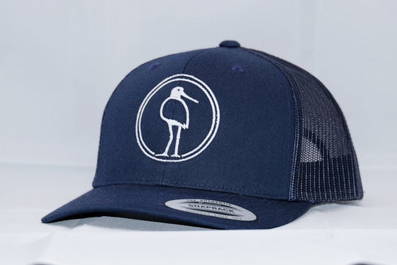 GRUTTO DESIGN Truckercap Blue