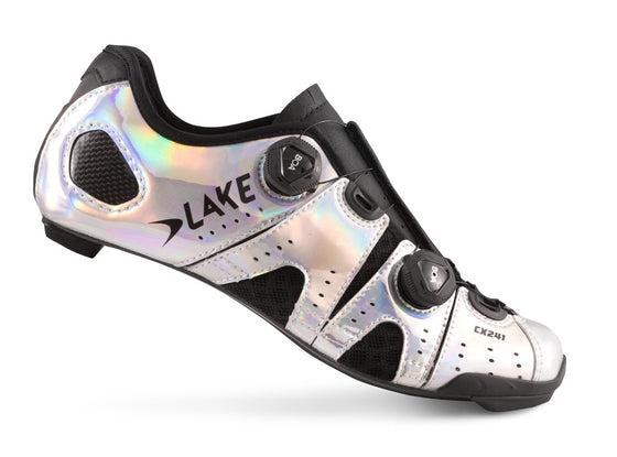 CX241 Chrome/Black (Normal and wide insole)