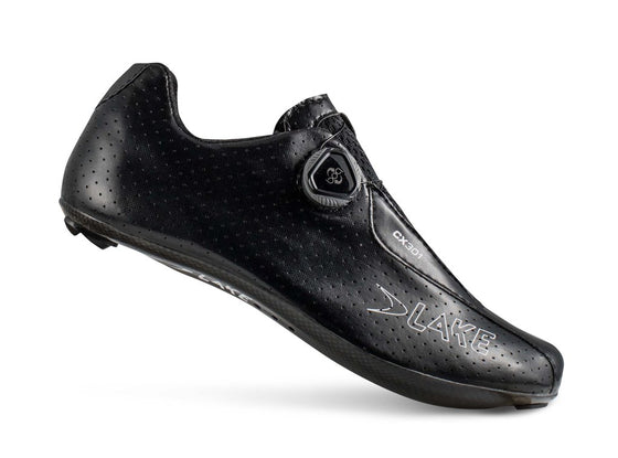 Lake - CX 301 Black (Normal, wide and extra wide insole)