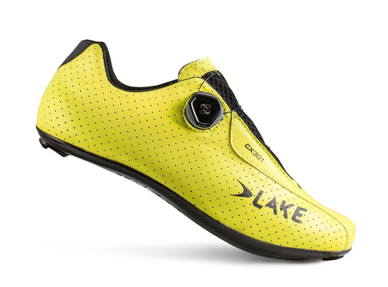 Lake - CX 301 Yellow (Normal, wide and extra wide insole)
