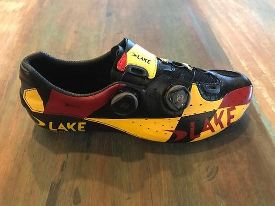 Lake -  CX 402 Custom colors & graphics