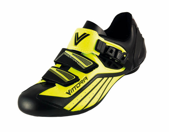 Vittoria Zoom Road Shoe Yellow/Black