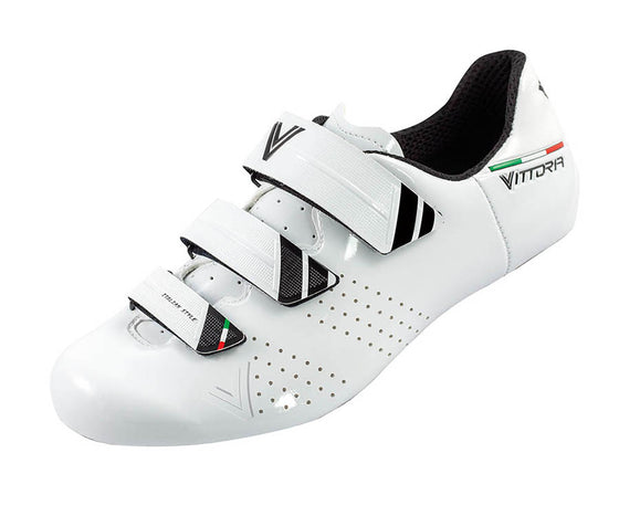 Vittoria Rapide Road Shoe White