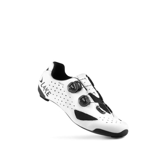 Lake - CX 238 White (Normal and wide insole)
