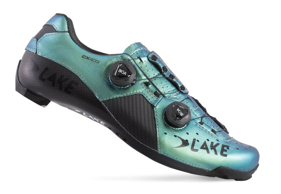 CX403 Chameleon Green (Normal and wide insole) (COMING SOON)