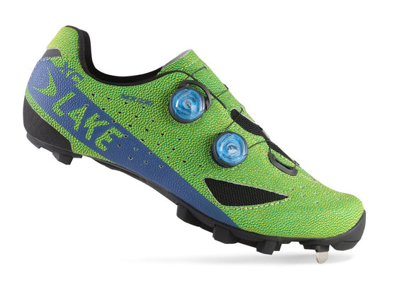 MX238 SuperCross Green/Blue (Normal and wide insole) (COMING SOON)