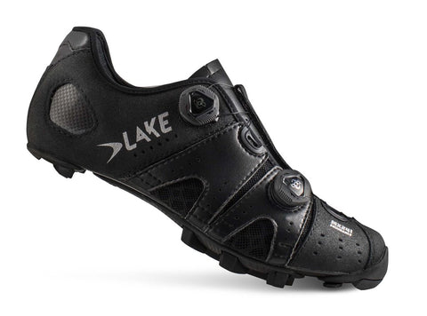 Lake - MX 241 Endurance black (Normal and wide insole)