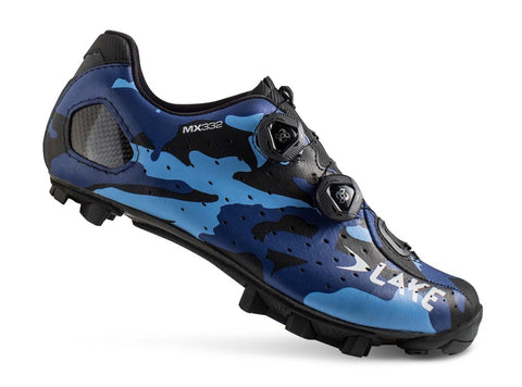 Lake MX 332 Womens (Black&Urban Blue)