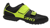 GIRO - BERM Black/Yellow