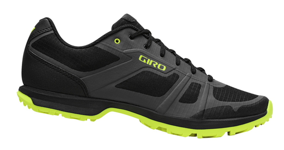 GIRO - GAUGE dark shadow/citron green