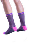 TEMPLE PROJECT RESPIRA COMPRESSION SOCKS Evil candy