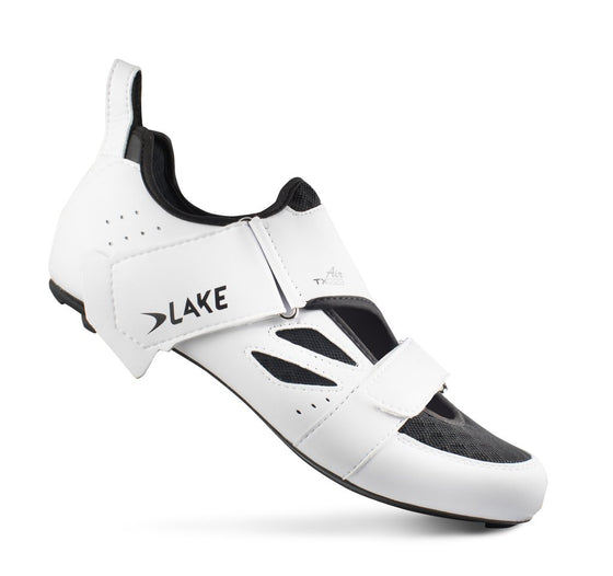 Lake - TX 223 AIR White/Black (Normal and wide insole)