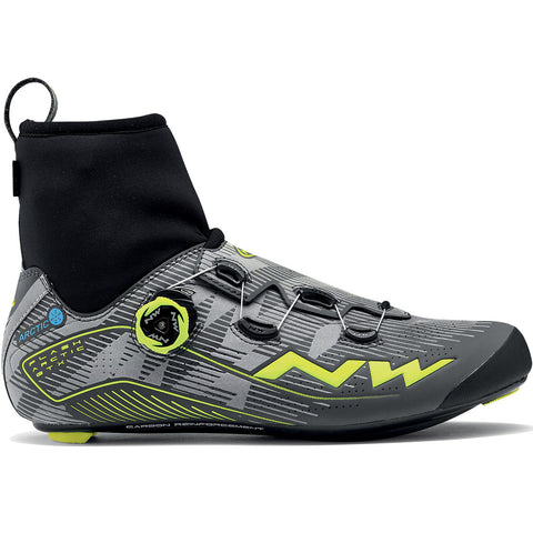 NORTHWAVE FLASH ARTIC GTX Reflective/Yellow Fluo