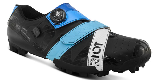 BONT Riot MTB+ Black/Blue