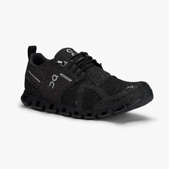 ON CLOUD WATERPROOF WOMEN - BLACK/LUNAR