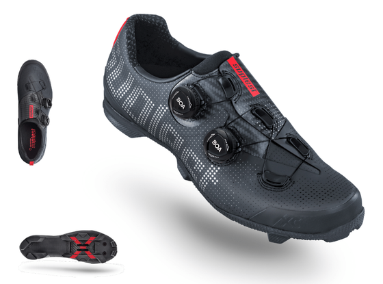 SUPLEST PRO CROSS COUNTRY anthracite/silver