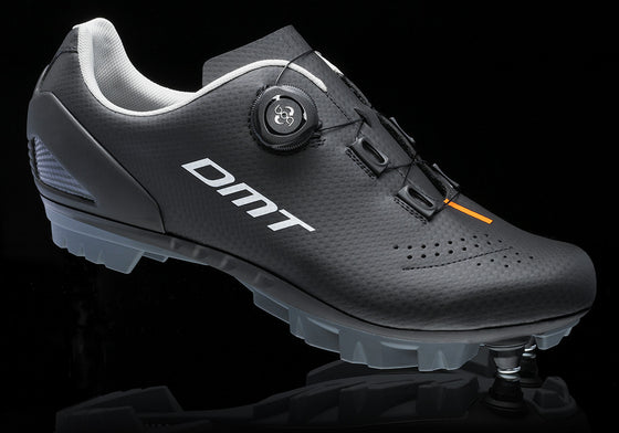 DMT DM5 Black/White/Orange MTB (SIZE 41, 45)